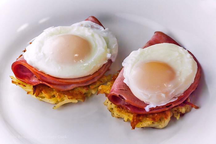 Irish Hash Brown Eggs Benedict Gluten Free The