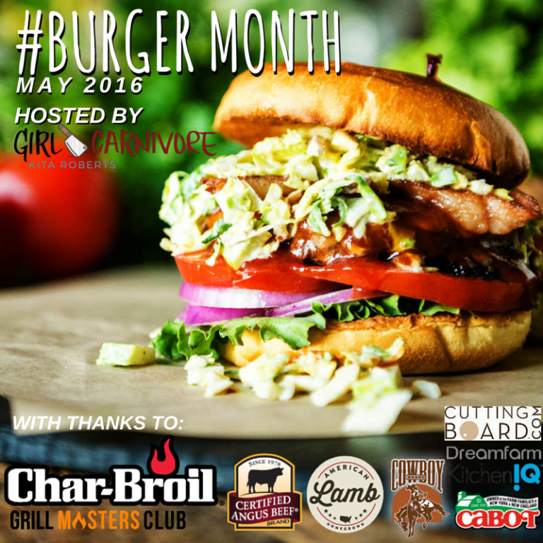 CRAFT Burger Month 2016; Girl Carnivore