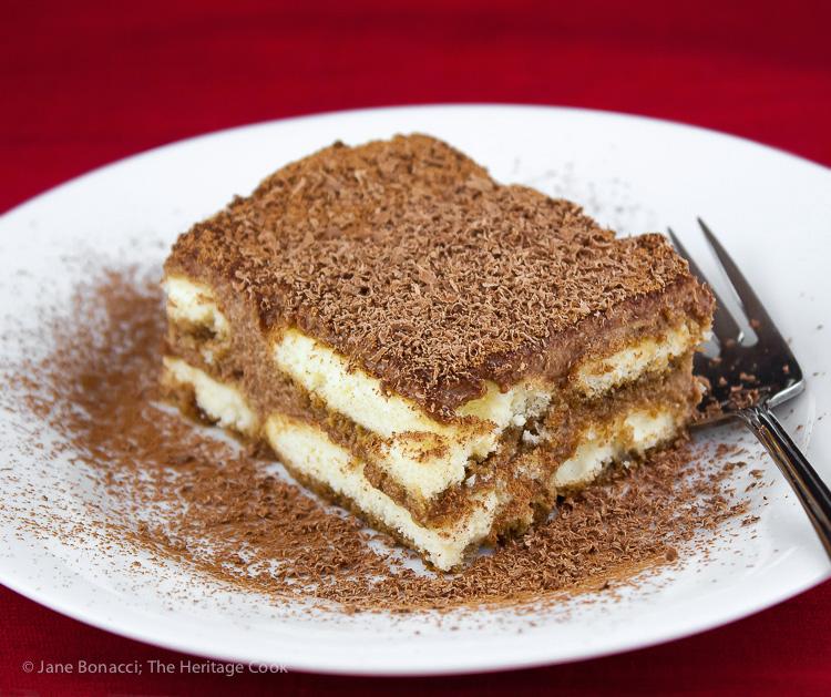 Gluten Free Chocolate Tiramisu