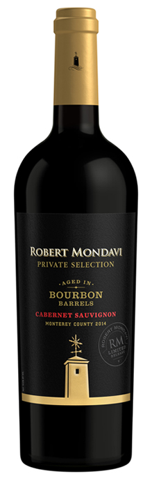 RMPS Bourbon Barrel Cabernet Sauvignon 750ml Bottle Shot2b