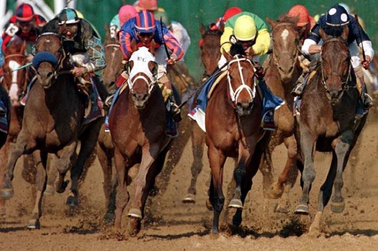 Kentucky Derby Horses Racing