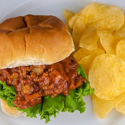 Gluten Free Sloppy Jose Sandwiches