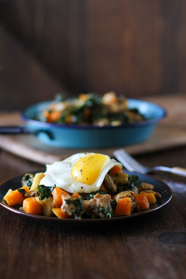 butternut_squash_hash_with_sausage_and_kale_3; Apples for Breakfast & Brunch Round Up 2016
