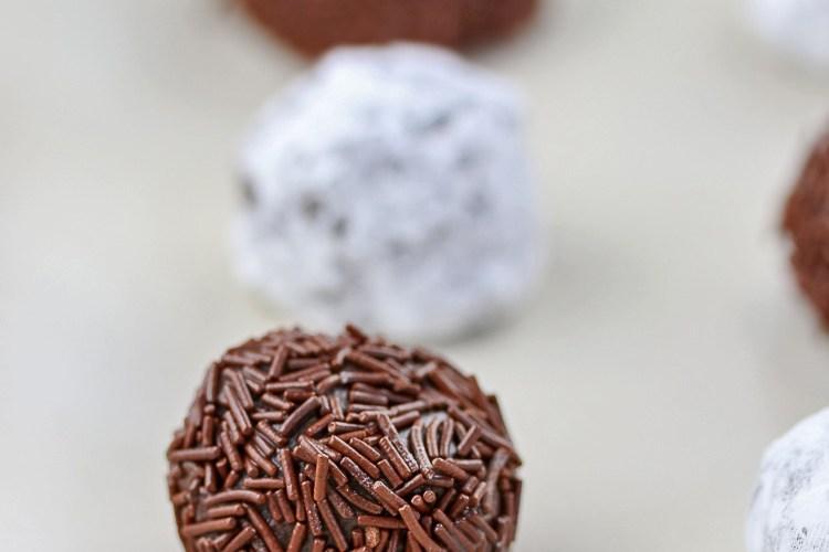 Brigadeiros, Brazil's Favorite Chocolate Candy (Gluten-Free)