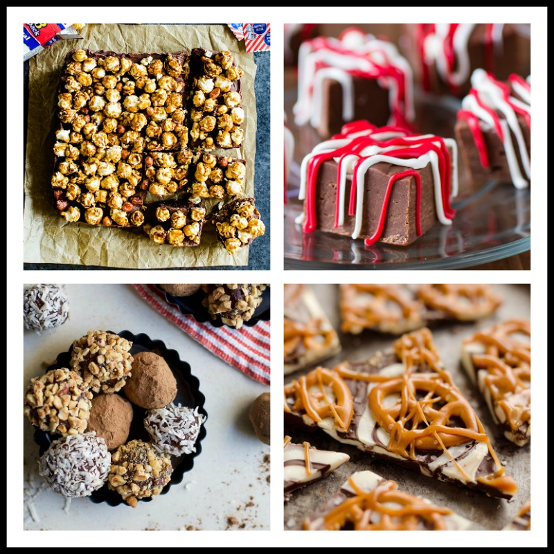 Collection of the best brownies, fudge, and candies; Jane Bonacci, The Heritage Cook 2017