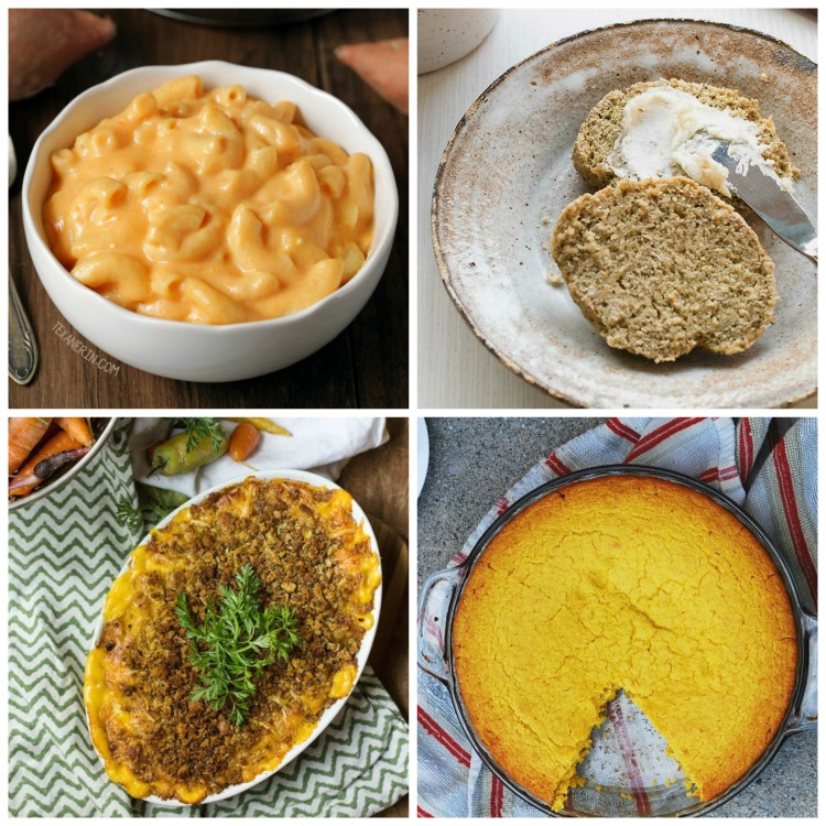 Gluten Free Specialties; Over 40 of the Best Thanksgiving Side Dishes; Jane Bonacci, The Heritage Cook