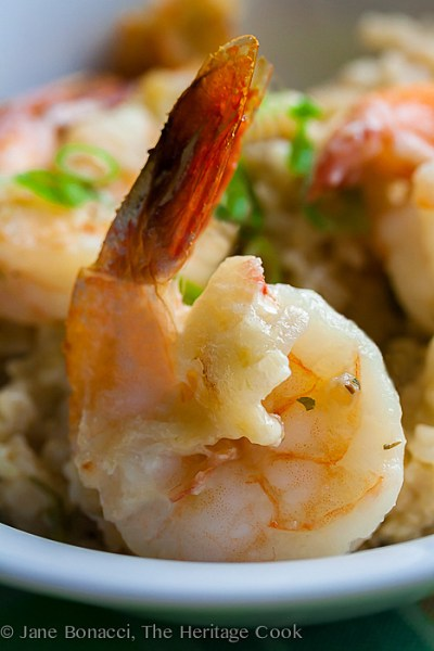 Baked Shrimp and Rice Casserole (Gluten-Free)