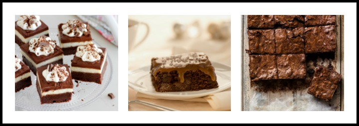 Collection of 15 Favorite Brownie Recipes from Across the Web; from Jane Bonacci, The Heritage Cook 2018