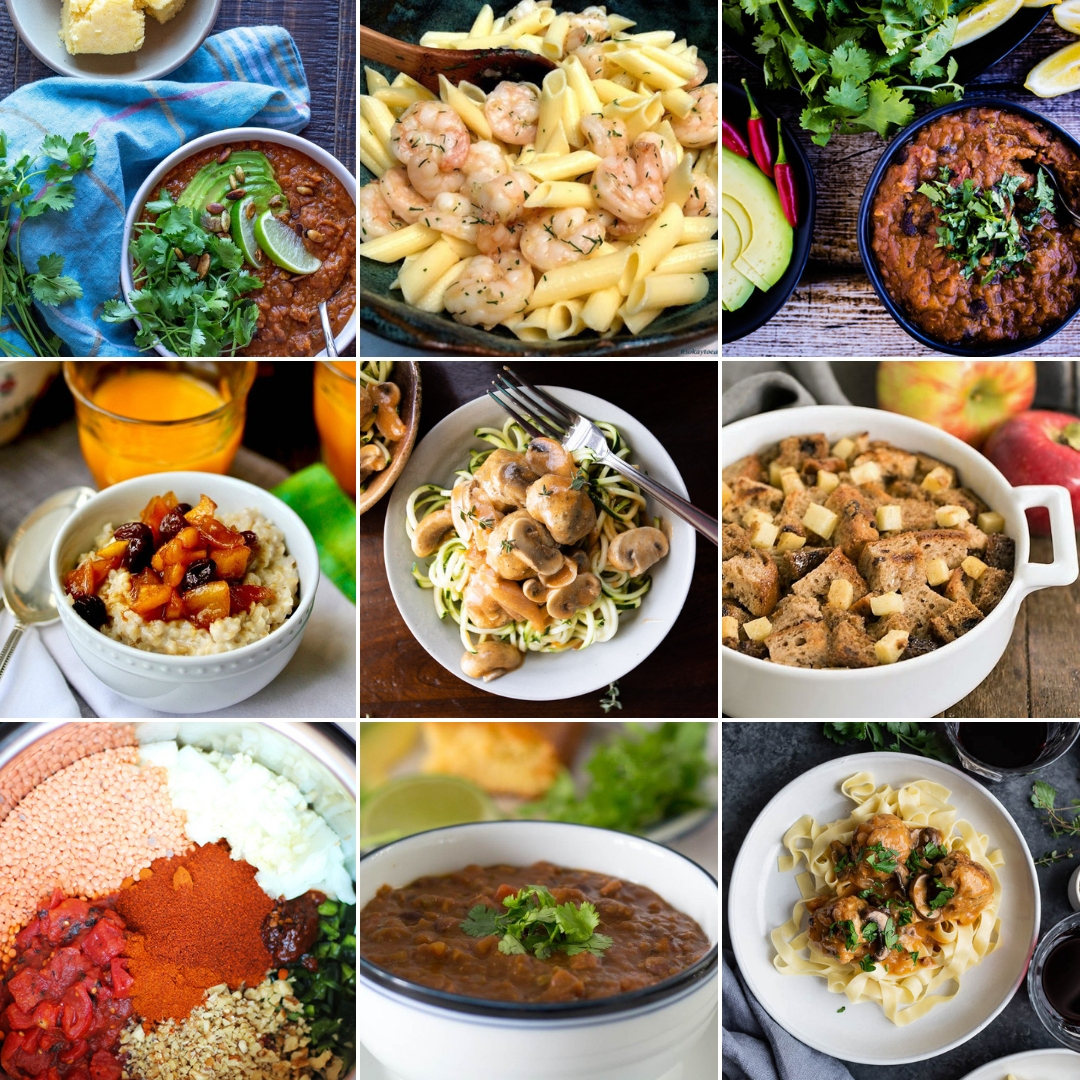 Virtual Blog Tour for The Gluten-Free Instant Pot Cookbook 2018