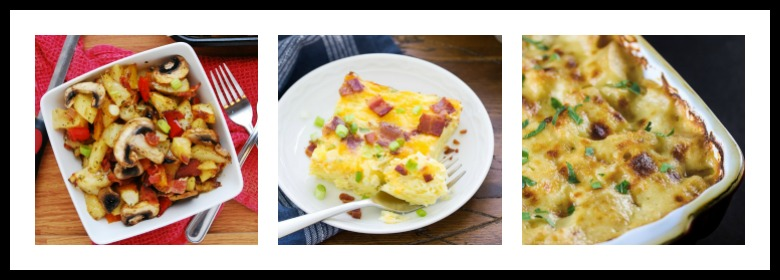 Collection of 19 Delightful Brunch Potatoes Recipes compiled by Jane Bonacci, The Heritage Cook
