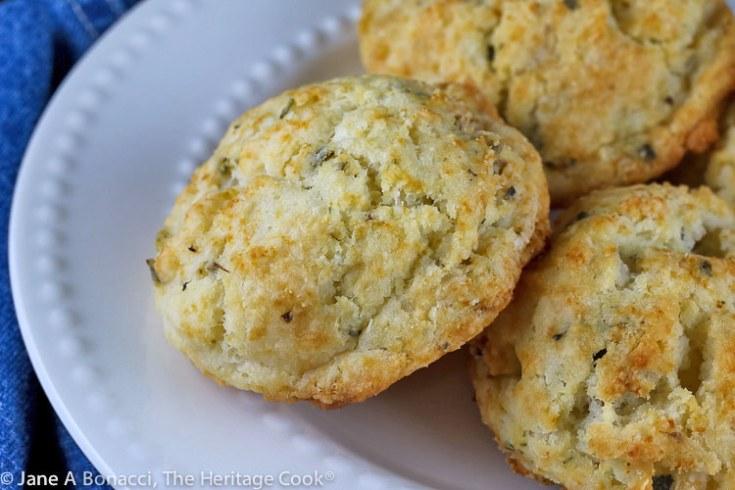 Easy Gluten Free Cream Biscuits