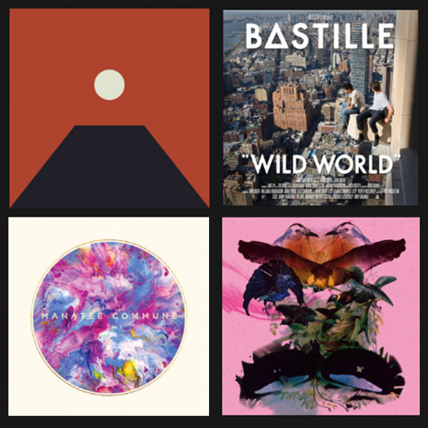 albums of 2016 covers