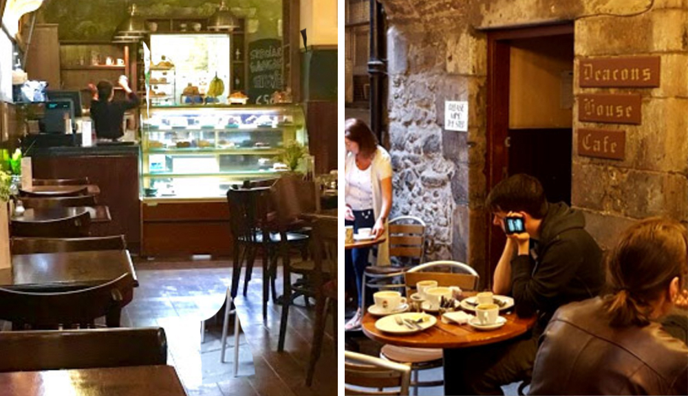 deacon's house cafe edinburgh