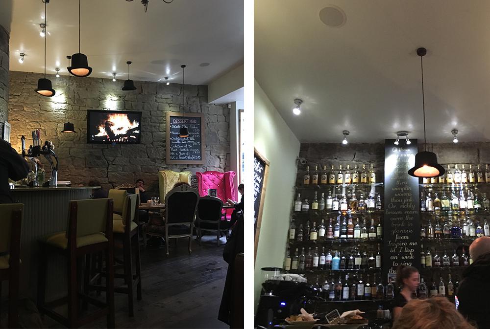 whisky and haggis house edinburgh