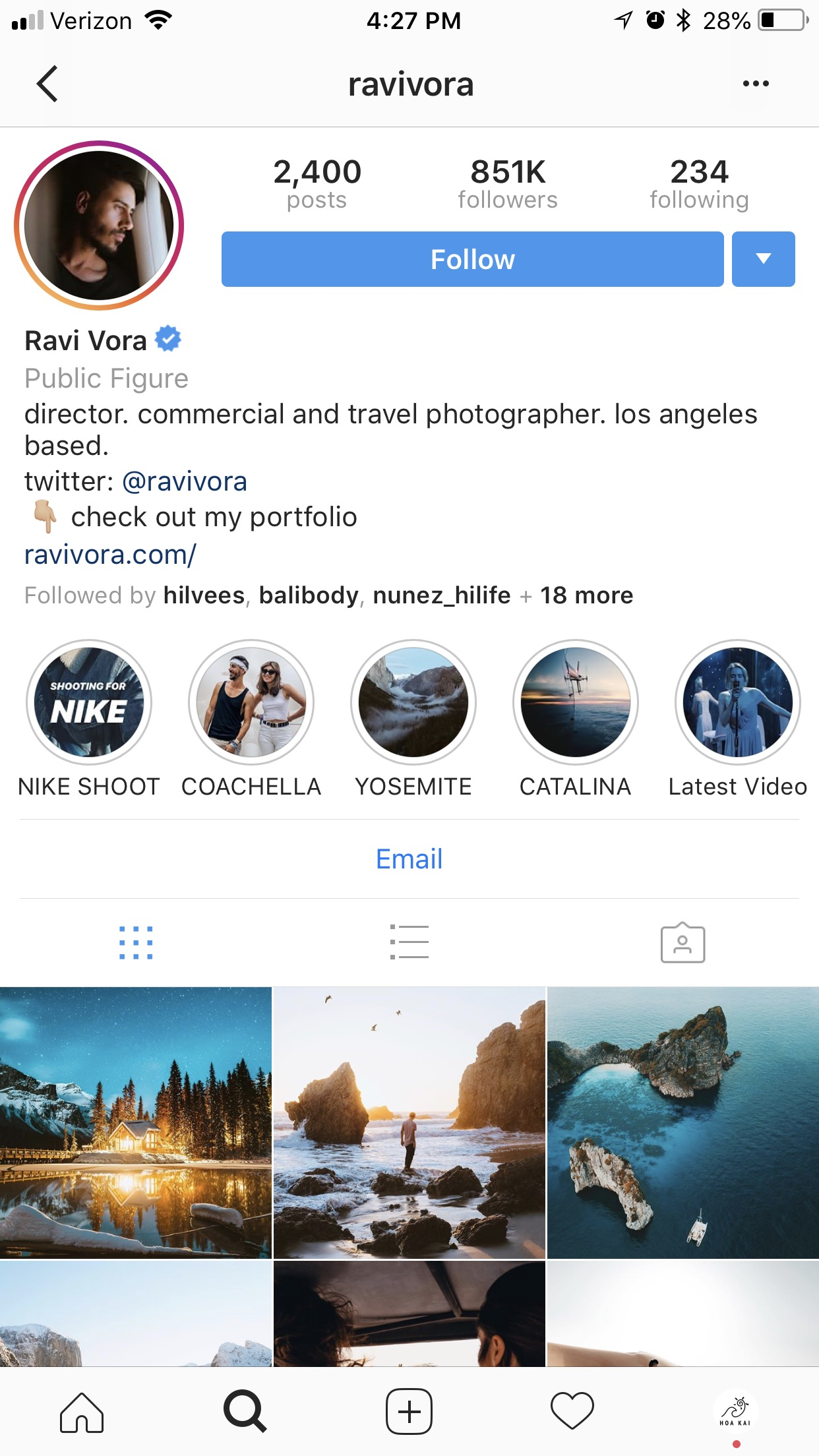 brand your instagram