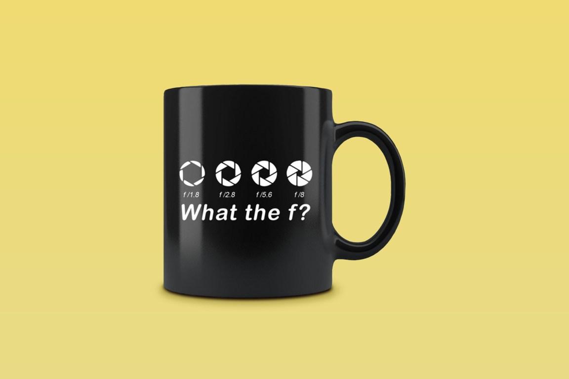What the F? Mug