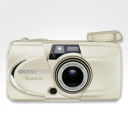 Olympus Stylus 150 QD Date 35mm Camera w/ 37.5-150mm Zoom