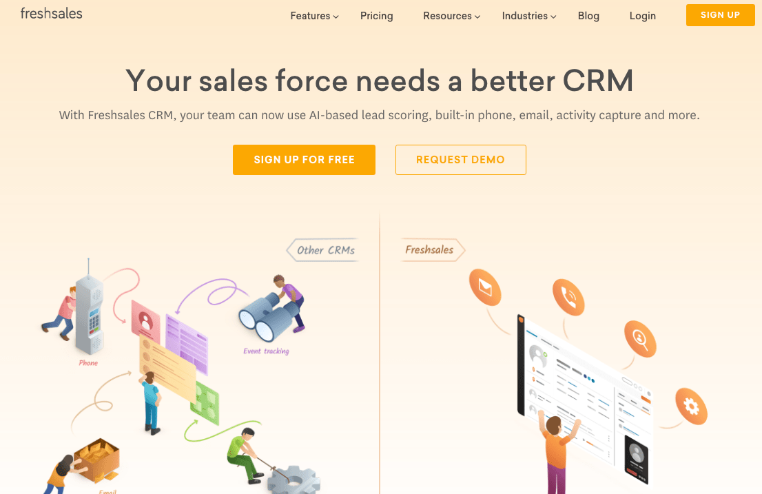 crm software small business