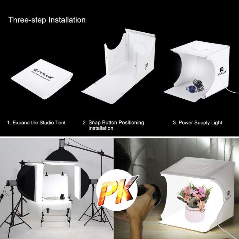 Mini Photo Studio by Puluz
