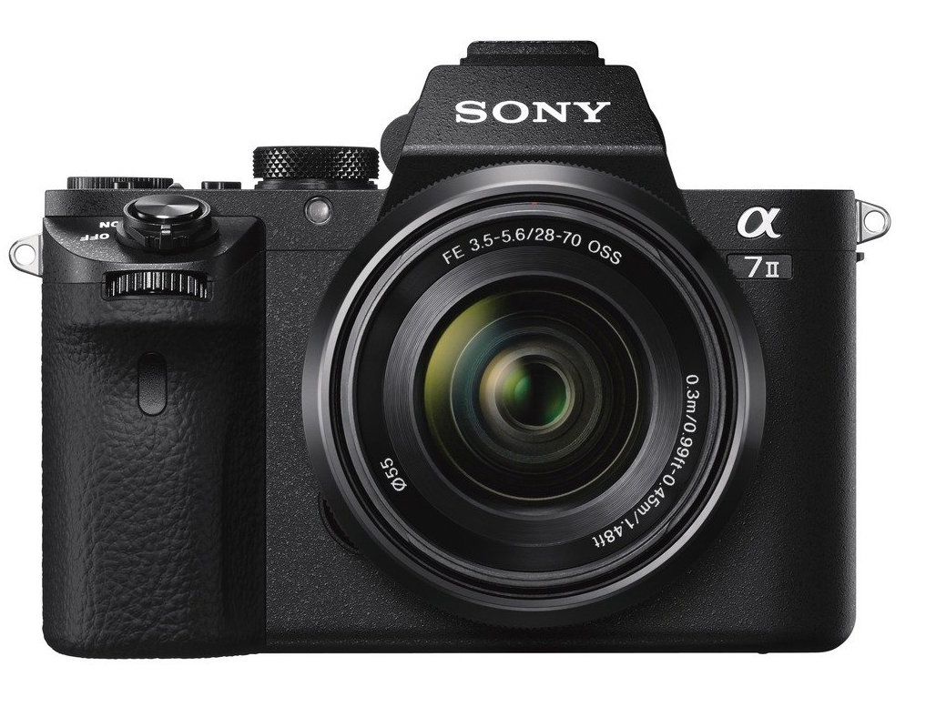 sony mirrorless food photography gear