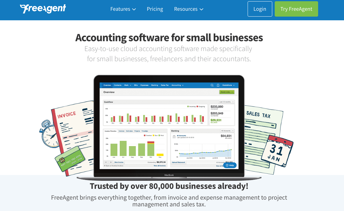 alternatives to quickbooks