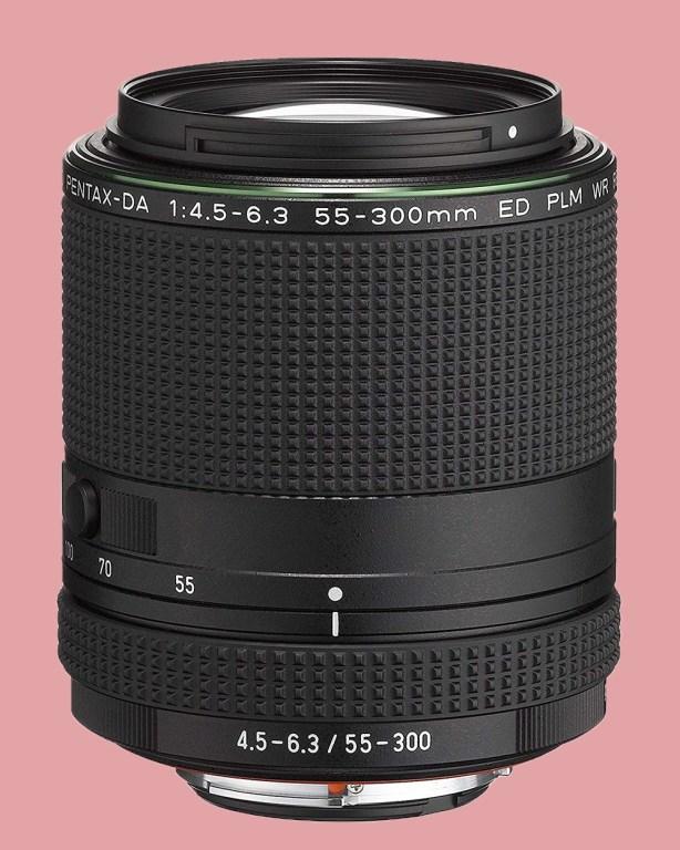 Pentax HD DA 55-300mm f/4.5-6.3