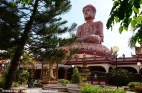 The Temple of the Sitting Buddha