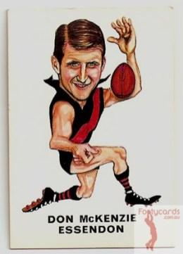 Don McKenzie (SAMPLE): $100