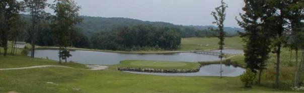 Shady Hollow Golf Course 18th Hole