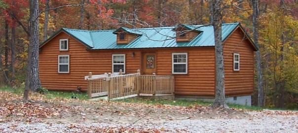 Big Leaf cabin sleeps six