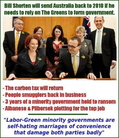 labor and greens