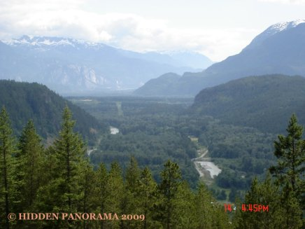 Squamish – With The Chief, Canyon and Tantalus