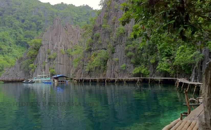 Home : Twin Lagoons, Coron