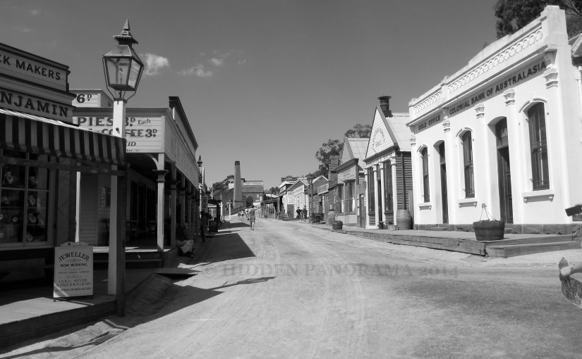 Chromatic Outlook : Sovereign Hill