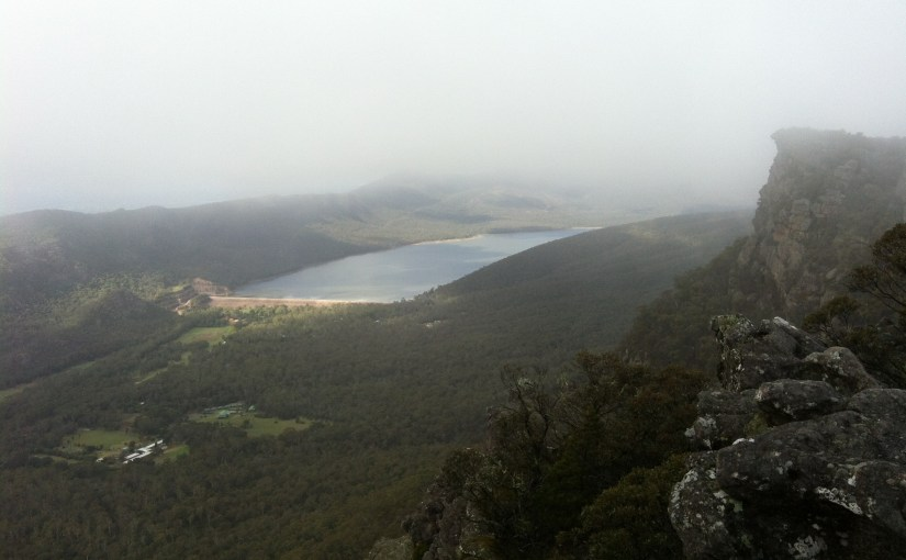 Precious Moment In The Mountain : The Pinnacle At Grampians