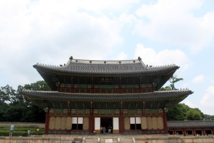 """Changdeokgung """"Ideal Place of Capital City – King Sejong"""" – Back to the Past Adventure (Part 5)"""