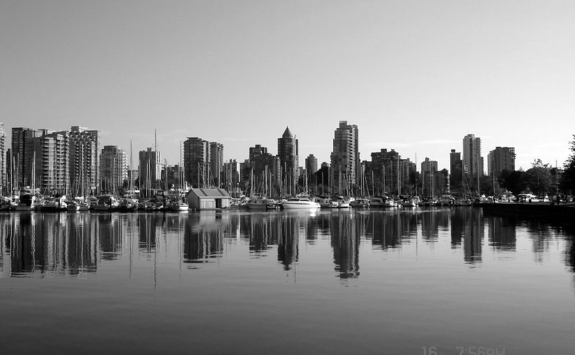 Chromatic Outlook : Coal Harbour