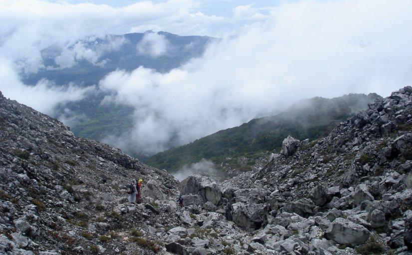 Precious Moment In The Mountain : Mount Apo Boulders