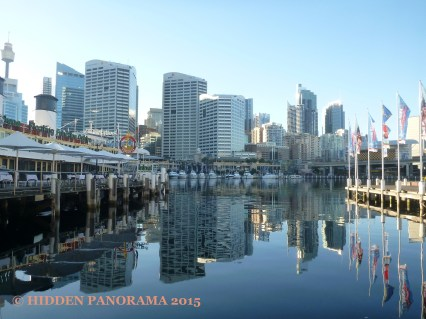 Quick Peek of Sydney Darling Harbour