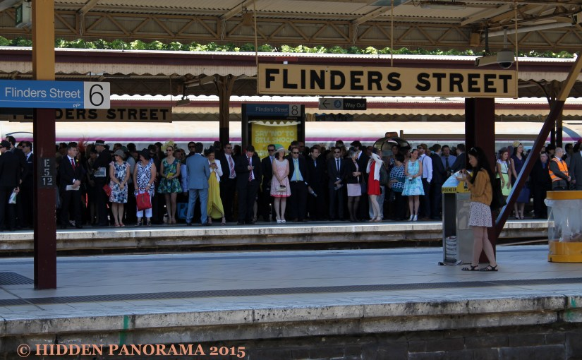 Name Of The Place : Flinders Street