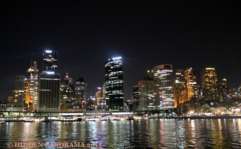 Twilight : Sydney CBD From Sydney Cove