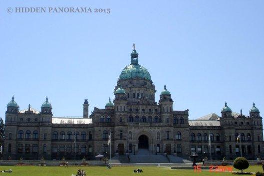 BC Provincial Legislature Building