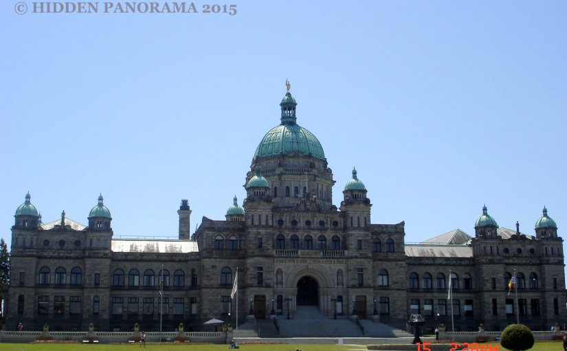 Structure : British Columbia (BC) Legislature Building