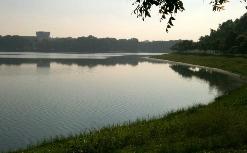 Featuring Our World : Bedok Reservoir