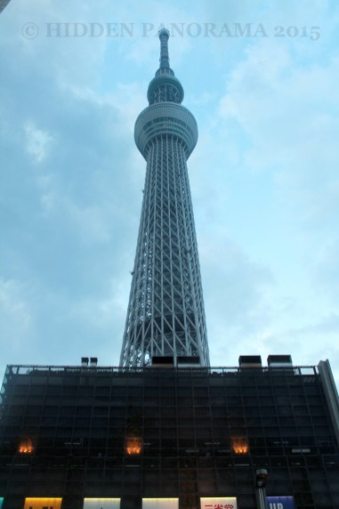 Tokyo SkyTree – A Lookout Window to Tokyo and Beyond