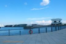 Osanbashi Pier – An Imaginary Spaceship Resemblance Terminal