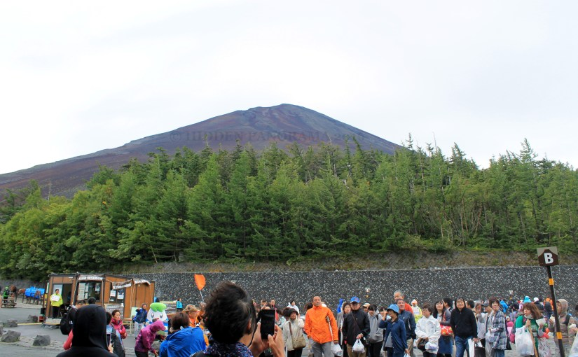Mount Fuji – A Sacred Famous Mountain and Arts Inspiration in Japan
