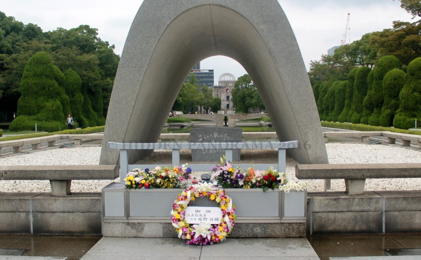 Hiroshima Peace Memorial Park – A Walk to Remember