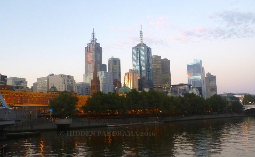 Walking Around Melbourne