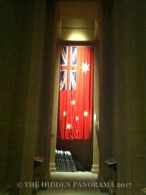 The Australian Merchant Flag